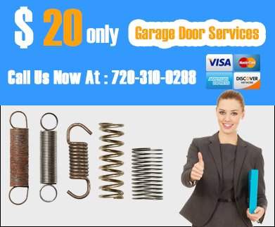 garage door denver offer